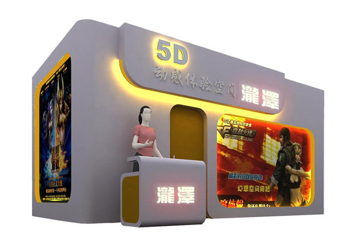 Infinity virtual reality cinema 5d 7d 9d 12d 7d cinema 7d hologram projector prices