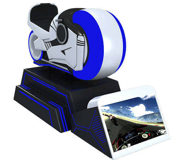 Motorcycle VR Driving Simulator