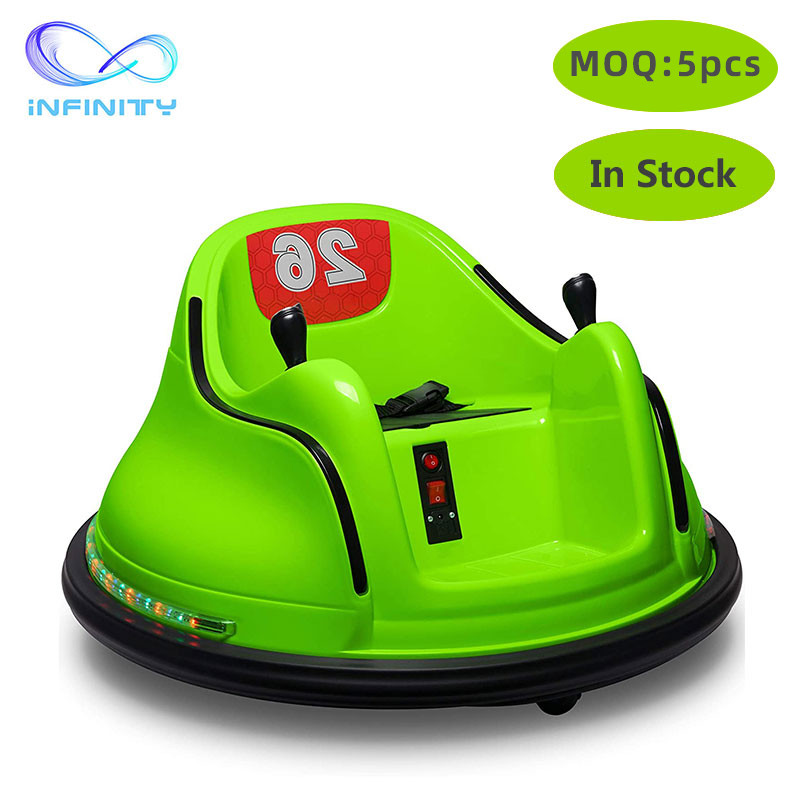 2020 Trending Kids Christmas Gifts Toy Electric Ride On Bumper Car Vehicle With Remote Control & Self Control